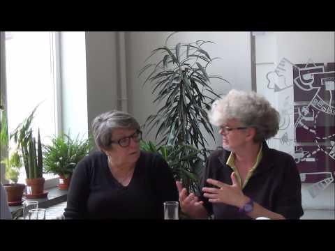 An David en Marleen De Smet over de keuze voor lesbiennedagen.