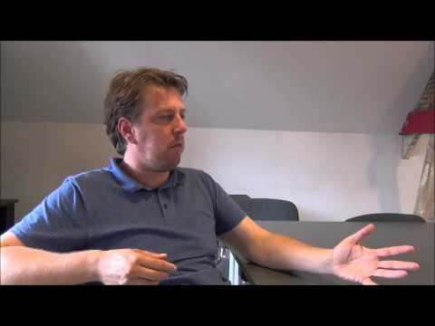 Joz Motmans over het belang van de media voor het transgenderthema.